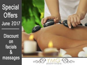 June Facial and Massage Special Offers in Mossel Bay