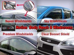 Suppliers of Nexon Windshields in Mossel Bay