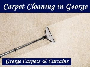 Professional Carpet Cleaning in George