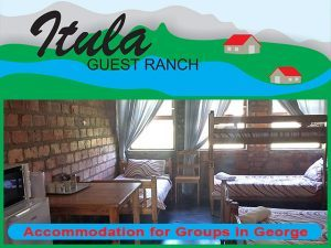 Accommodation for Groups in George