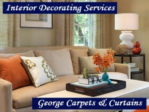 Interior Decorating Services in George