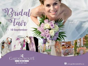 Garden Route Mall Bridal Fair in George