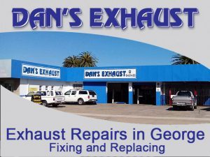 Exhaust Repairs in George