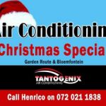 Garden Route Air Conditioning Christmas Special
