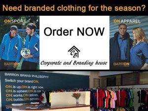 Branded BARRON Clothing in George