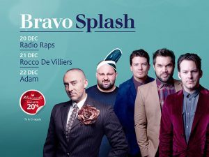 Festive Entertainment at the Bravo Lounge in Mossel Bay