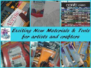 Art-and-Craft-Materials