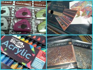 Exciting New Materials and Tools for Artists and Crafters in George