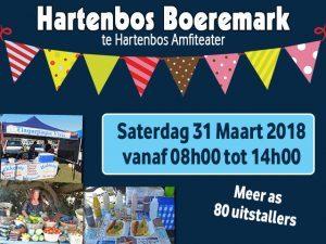 Hartenbos Boeremark Saterdag 31 Maart 2018