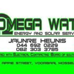 Omega-Watt-Energy-Mossel-Bay