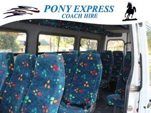 Bus Hire in the Garden Route