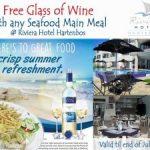 Free-Glass-of-Wine-Hartenbos-Restaurant