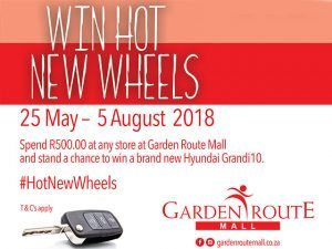 Garden Route Mall Car Competition