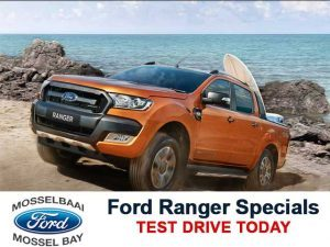 New-Ford-Ranger-2018-Mossel-Bay