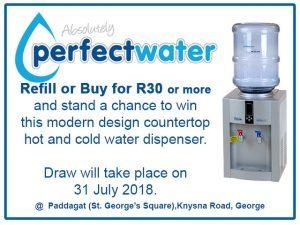 Win a Water Dispenser