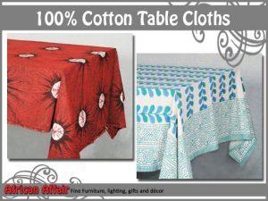 Cotton-Table-Cloths