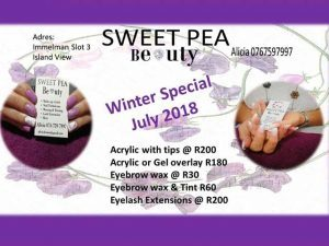 Sweet-Pea-Beauty-Special-Offer-July-2018