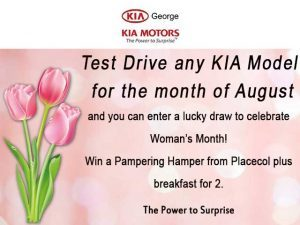KIA-Motors-George-Womans-Month-Lucky-Draw