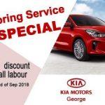 KIA-George-Spring-Service-Special