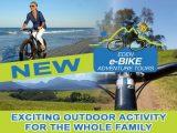 New e-Bike Adventure Tours in the Garden Route