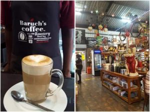 Baruch's Coffee Shop & Roastery