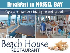 Breakfast in Mossel Bay at Beach House Mosselbay
