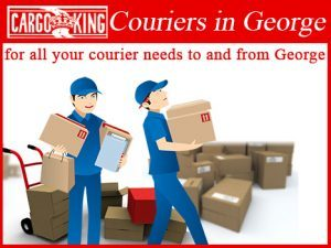 Couriers-in-George