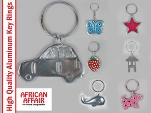 Suppliers of Aluminum Key Rings in South Africa