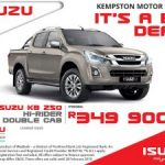 Kempston-Motor-Group-Isuzu-Promotion