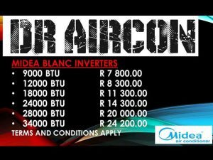 Dr Aircon Special Offers on Air Conditioners