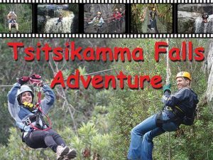 Spectacular Zipline Adventures in Tsitsikamma