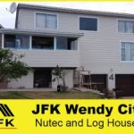 JFK-Nutec-and-Log-Houses