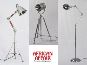 Create a Warm Ambiance with Floor Lamps