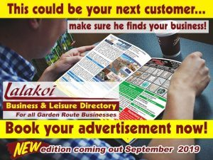 Business and Leisure Directory for the Garden Route