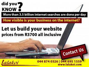 Let Us Build Your Website