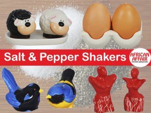 Salt and Pepper Shakers in South Africa