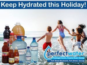 Holiday Hydration Perfect Water