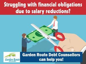 Struggling due to salary reductions?