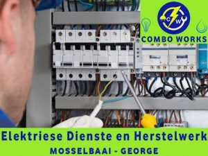 Elektriese Dienste en Herstelwerk in Mosselbaai