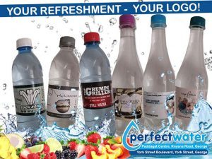 Personalized Bottled Water and Fruit Juice in George