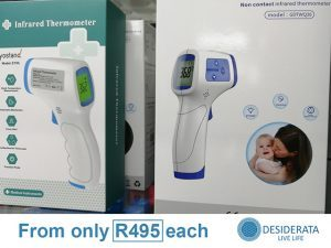 Non Contact Infrared Thermometers available in George