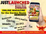 Garden Route Online Magazine Just Launched