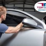 Automotive Window Tinting by TopTint in George