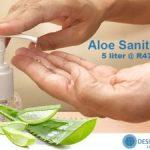 Aloe Based Hand Sanitizer in George