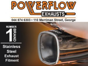 Number One Brand Stainless Steel Exhausts in George