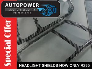 Special on Headlight Shields in George