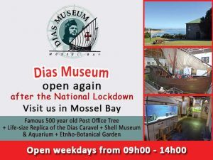 Dias Museum Open Again