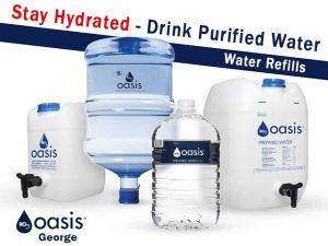 Oasis Water George
