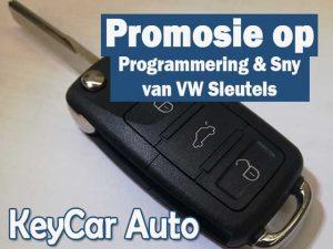 Promosie opsny van sleutels KeyCar Auto