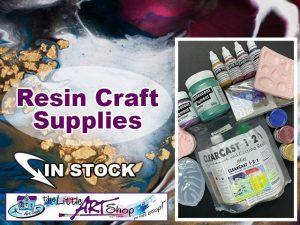 Resin Craft Supplies The Little Art Shop
